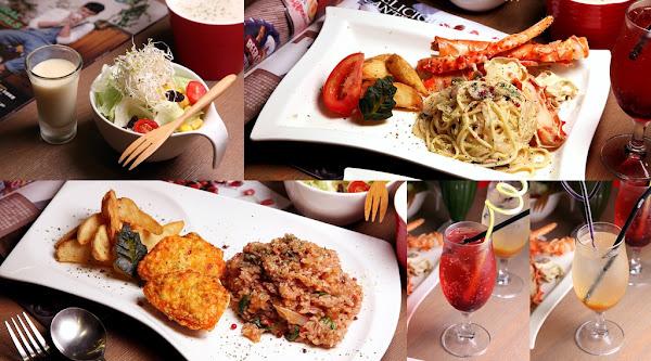 樂禾健康廚房(花園夜市)-人氣必吃平價義式料理 無國界餐廳