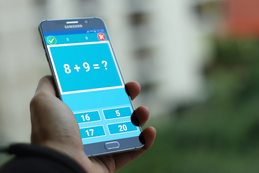 Learning Math :Add , Subtract , Multiply & Divide 2.9 screenshots 1