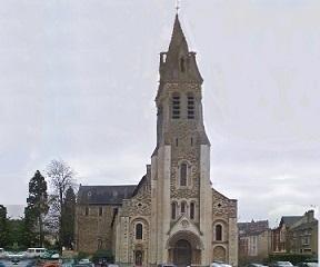 photo de Notre Dame du Pré