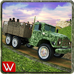 Pro Truck Driver 3D: Army Base