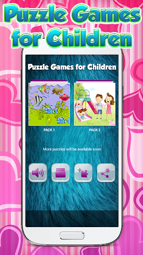 Puzzle Games for Children