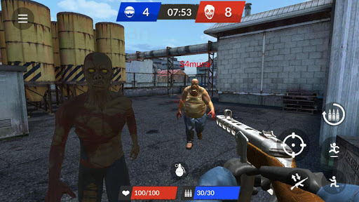 Zombie Top - Online Shooter  captures d'écran 4
