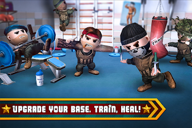 Pocket Troops: The Expendables APK screenshot thumbnail 13