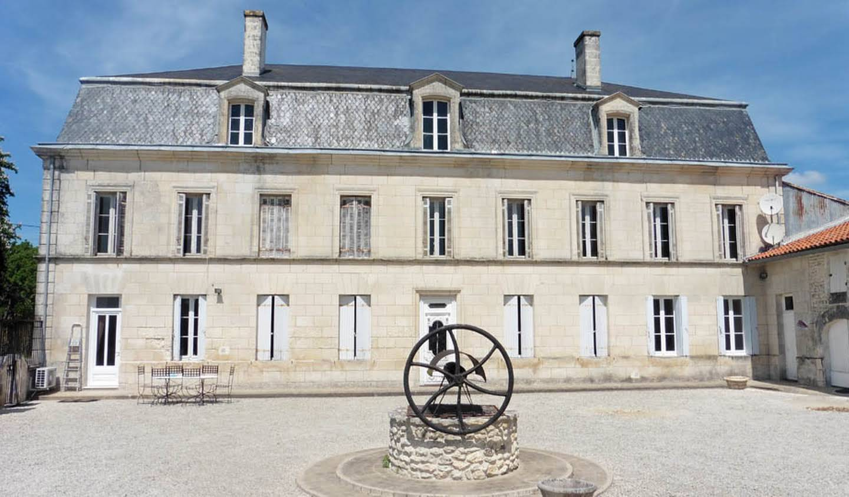 Propriété Meschers-sur-Gironde