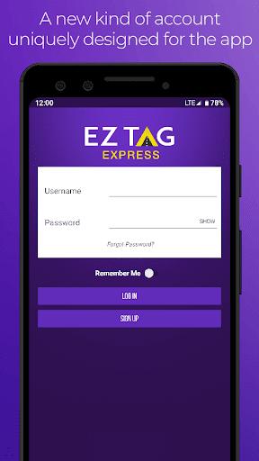 EZ TAG Express
