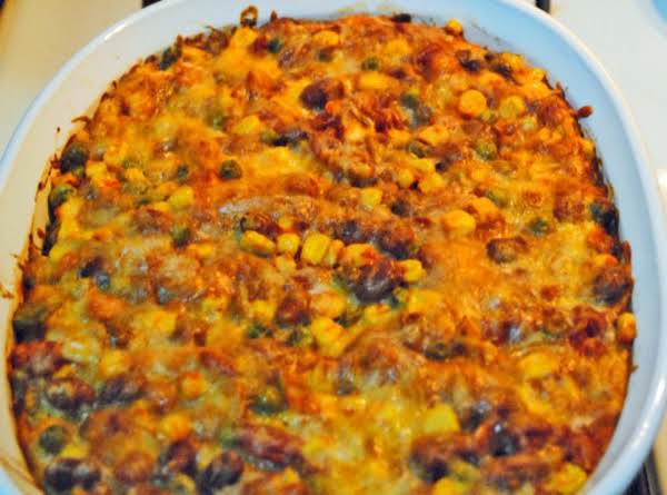 Red Chile Enchilada Casserole Recipe