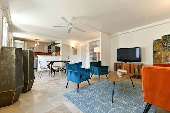Appartement 4 pièces 89,29 m2
