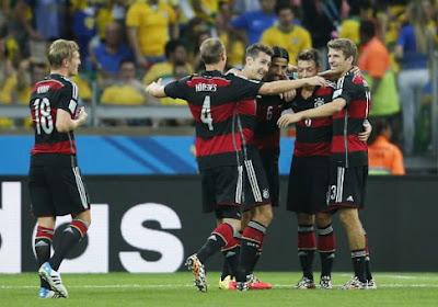 Duitsland eerste Europese wereldkampioen in Amerika?
