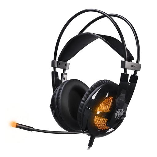 Tai nghe Somic G938 (USB 7.1) (Đen)