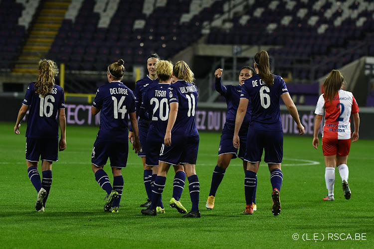 Pittig: Anderlecht kent zijn tegenstander in tweede voorronde Champions League
