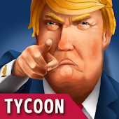 Donut Trumpet Tycoon Realestate Investing Game