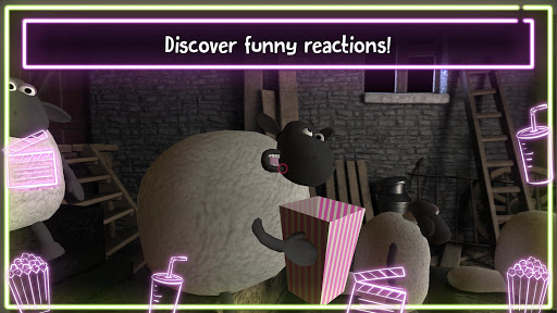 Shaun the Sheep VR Movie Barn 1 screenshots 7