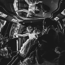 Wedding photographer Magdalena Sobieska (saveadream). Photo of 03.07.2018