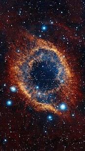 Galaxy tapetu - náhled