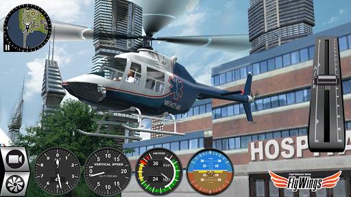 Helicopter Simulator 2016 Free  screenshots 1