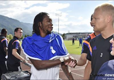 """Mbokani planifie un retour à Anderlecht: """"J'en suis sûr à 100 %"""""""
