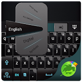 Business Black Keyboard