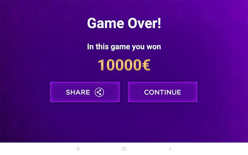 Trivia Quiz Get Rich - Fun Questions Game 3.42 screenshots 12