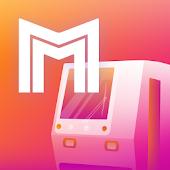 Metro Mexico City Subway