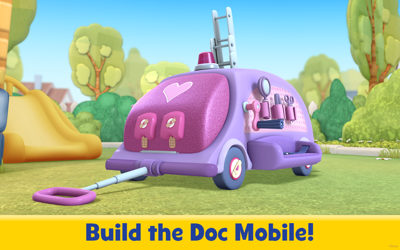 Appisodes: Doc Goes McMobile- screenshot