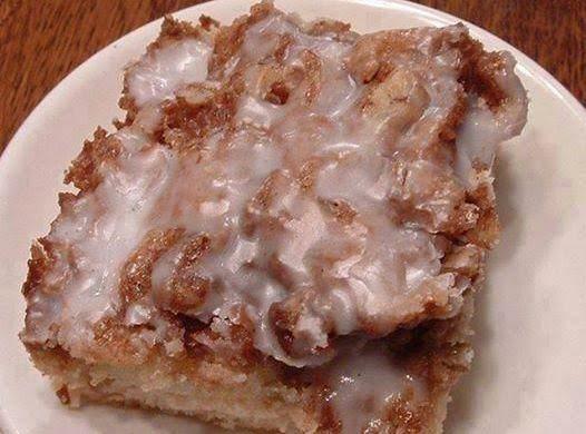 Cinamon Roll Cake Recipe