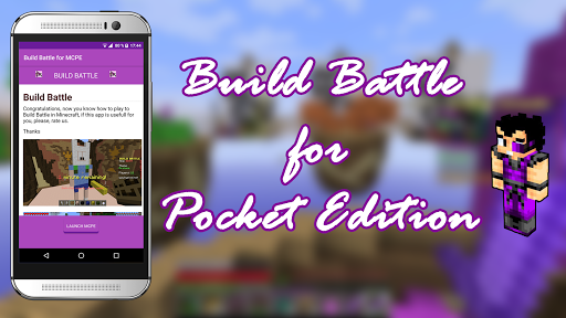Download Build Battle Online for MCPE on PC & Mac with