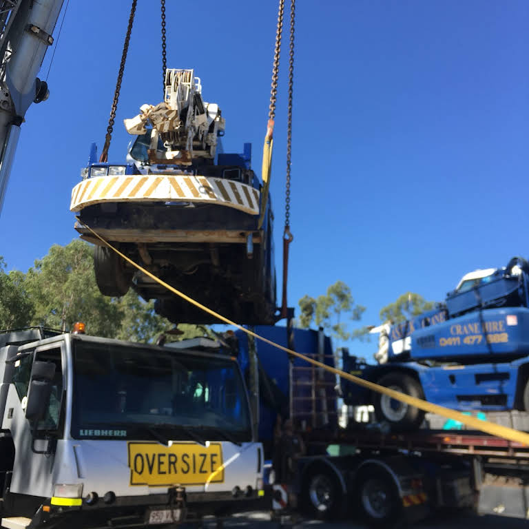 ASTEK CRANES AUSTRALIA - Crane Hire Agency in Goodna Ipswich BRISBANE