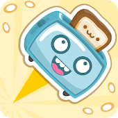 Jumpy Toaster 🍞 Fun Swipe & Jump Game