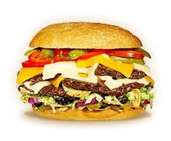 Macho Nacho Burger Casserole? Recipe