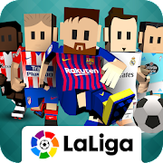 Tiny Striker LaLiga 2019 - Soccer Game