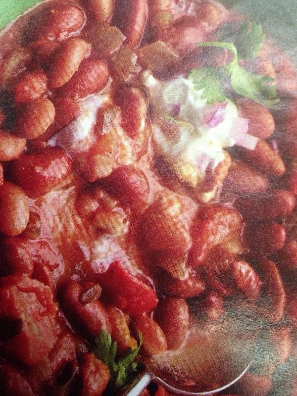 Sam's Vegetarian Bean Chili Recipe