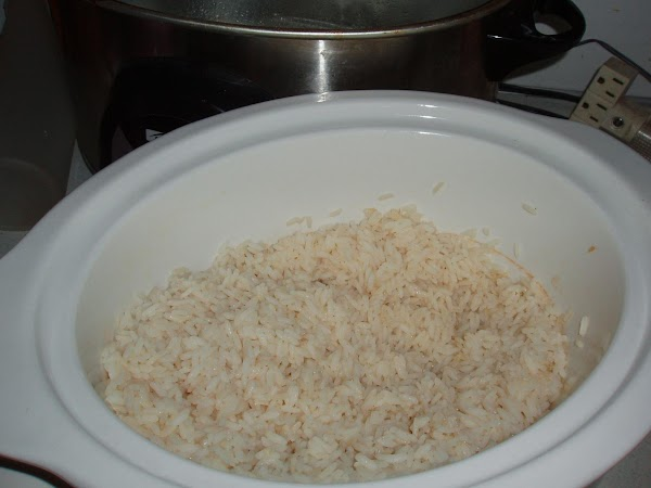Perfect Crock Pot Rice Recipe