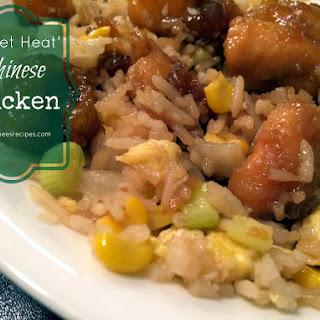 'Sweet Heat' Chinese Chicken