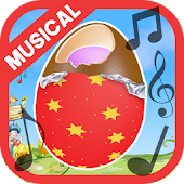 Musical Fun Learning Eggs