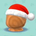 サンタのぼうし