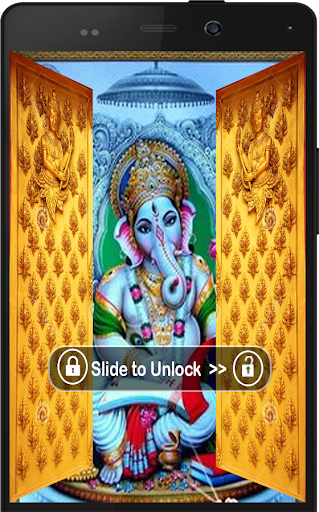 Ganesha Screen Lock