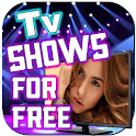 TV Shows for Free Streaming Movies Guide Online icon