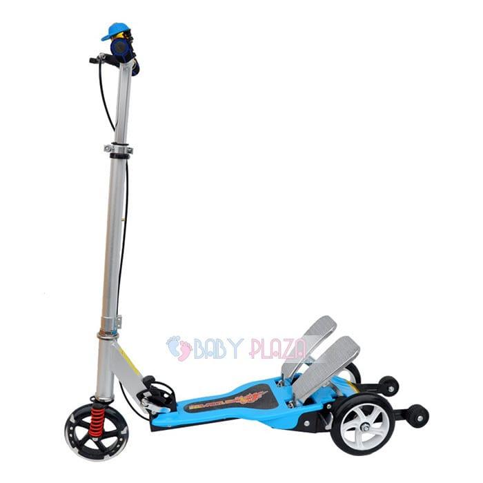 Xe trượt scooter có bàn đạp cho bé Q8 6