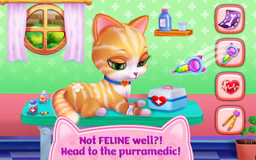 Kitty Love - My Fluffy Pet 1.1.1 screenshots 16