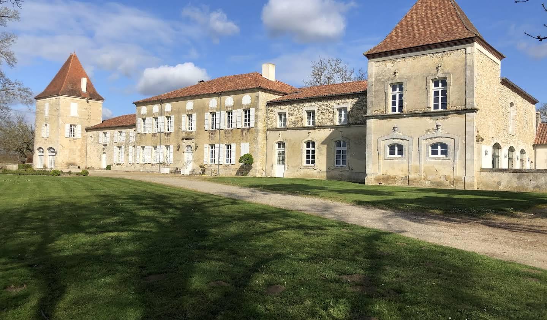 Castle Lot-et-Garonne