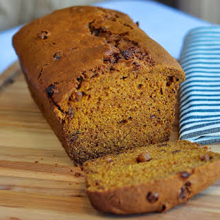 The Best Pumpkin Bread.
