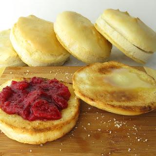 Paleo English Muffins.