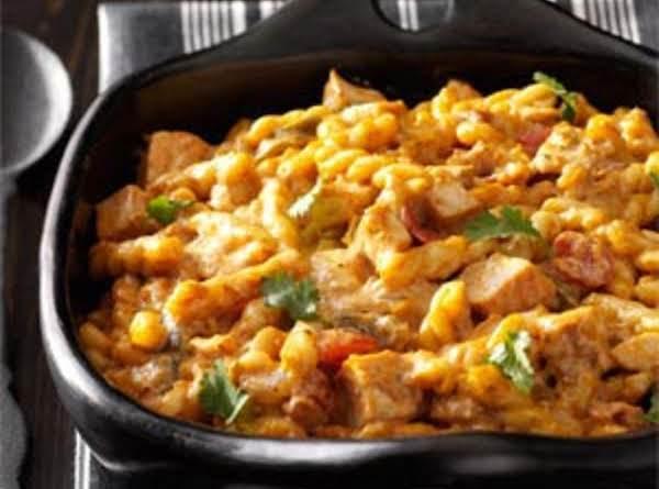Mexican Chicken Alfredo Recipe