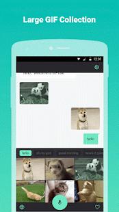 GIF Talk - náhled