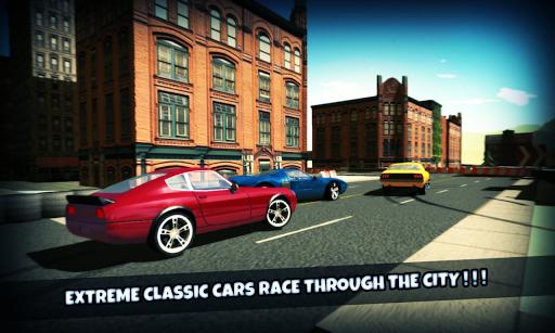 Classic Cars Simulator 2015 3D