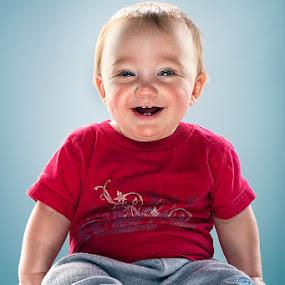 Simon by Braxton Wilhelmsen - Babies & Children Babies ( studio, retouching, lighting, advertising, baby, portrait, braxton wilhelmsen, photoshop )