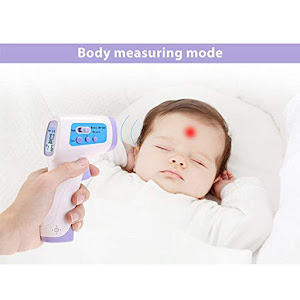 Termometru frontal digital cu infrarosu