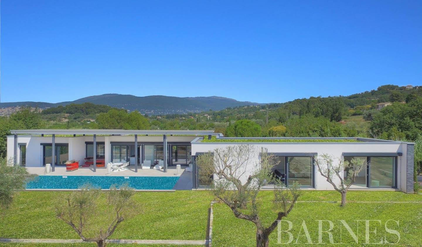 Villa with pool and terrace Mouans-Sartoux