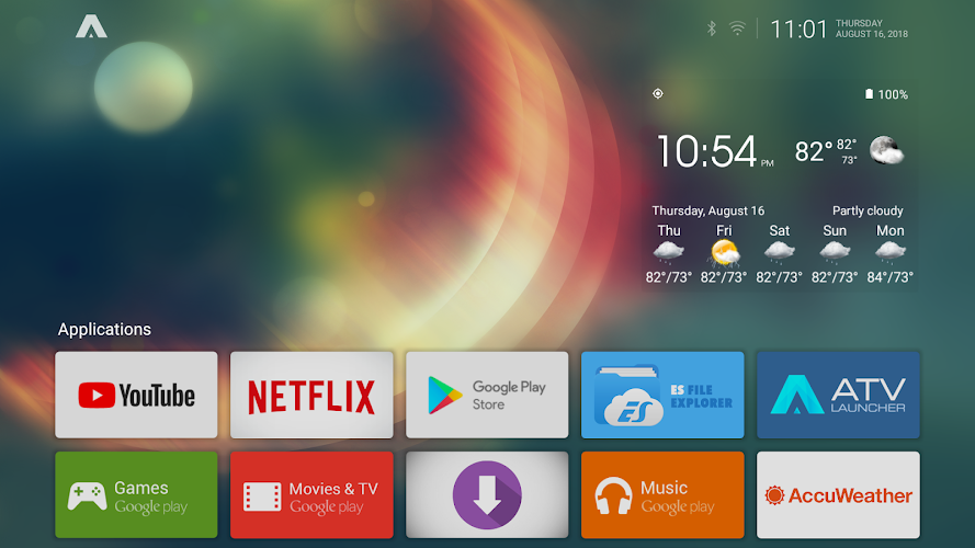 Download ATV Launcher Pro APK latest version app by DStudio Canada