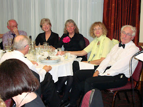 Photo: Noel & Eileen Kavanagh, Mary Kirby, Olivia Haslett and Tom Kirby. Look how neatly they stacked their plates.
